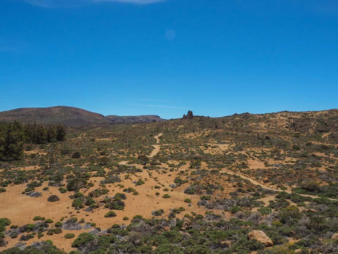 tenerife-walk-2-9 Walking Tenerife - Montaña Blanca to El Portillo