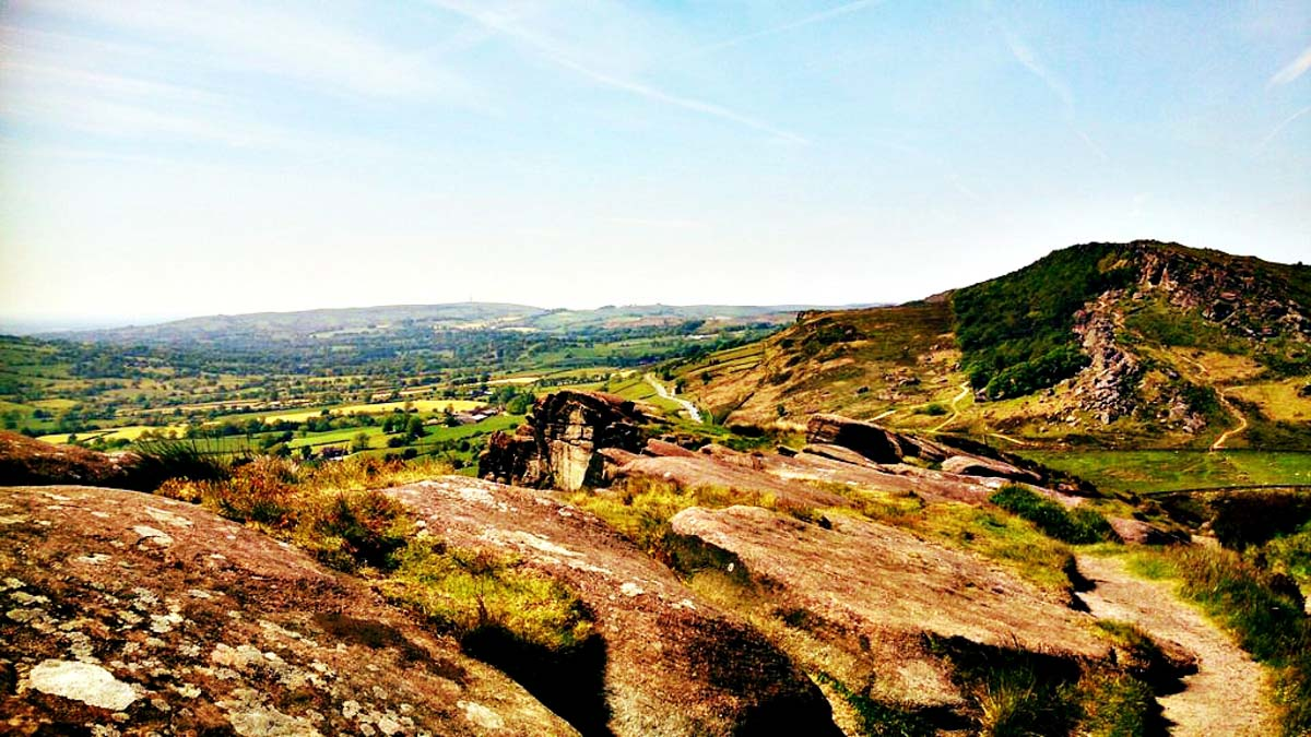 A Hen Cloud Ramble In The Roaches, Staffordshire 11