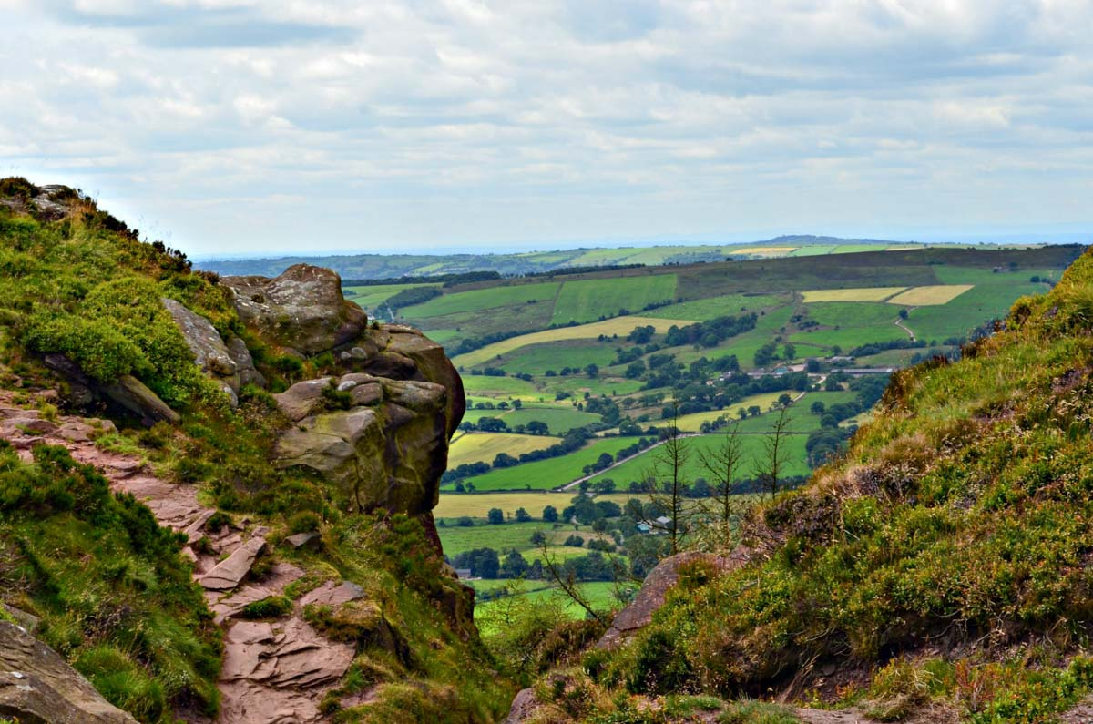 A Hen Cloud Ramble In The Roaches, Staffordshire 12