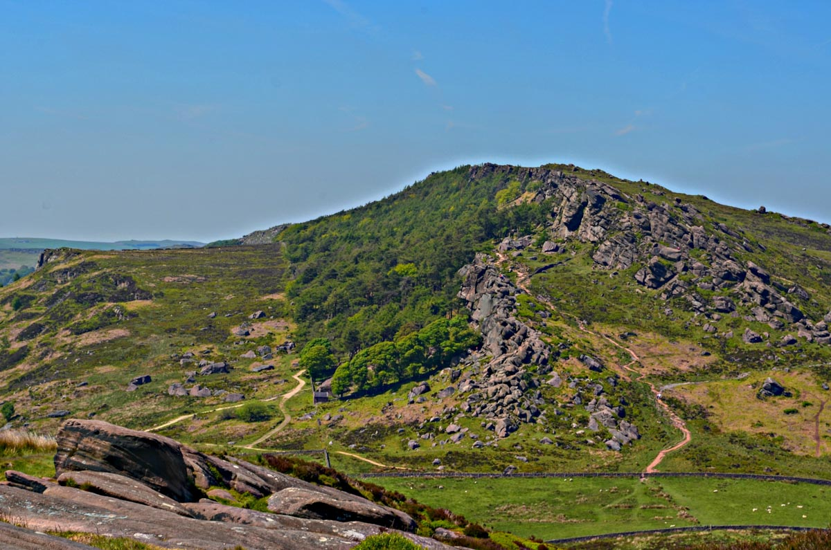A Hen Cloud Ramble In The Roaches, Staffordshire 4