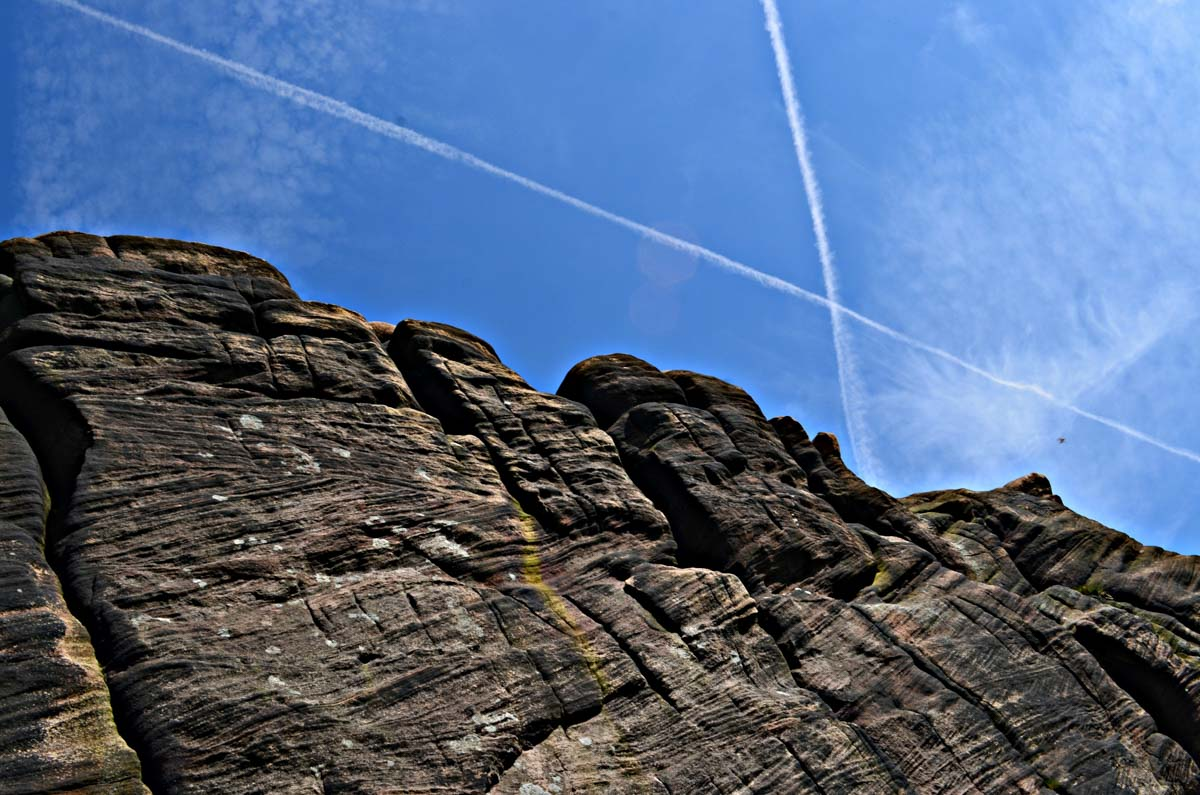 A Hen Cloud Ramble In The Roaches, Staffordshire 7
