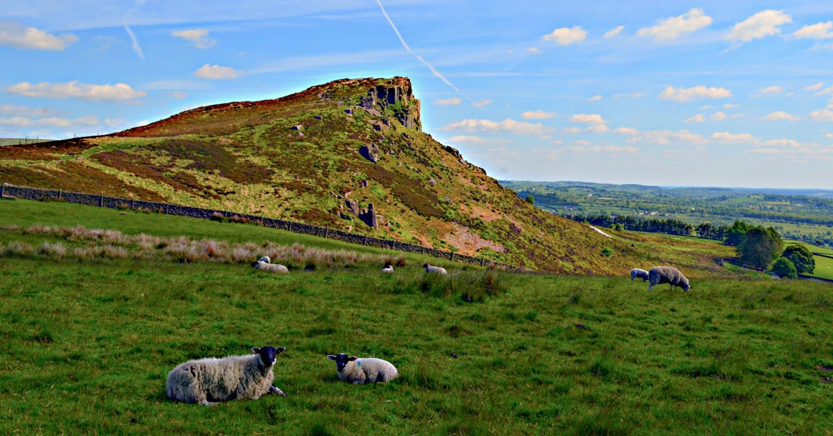 A Hen Cloud Ramble In The Roaches, Staffordshire 1