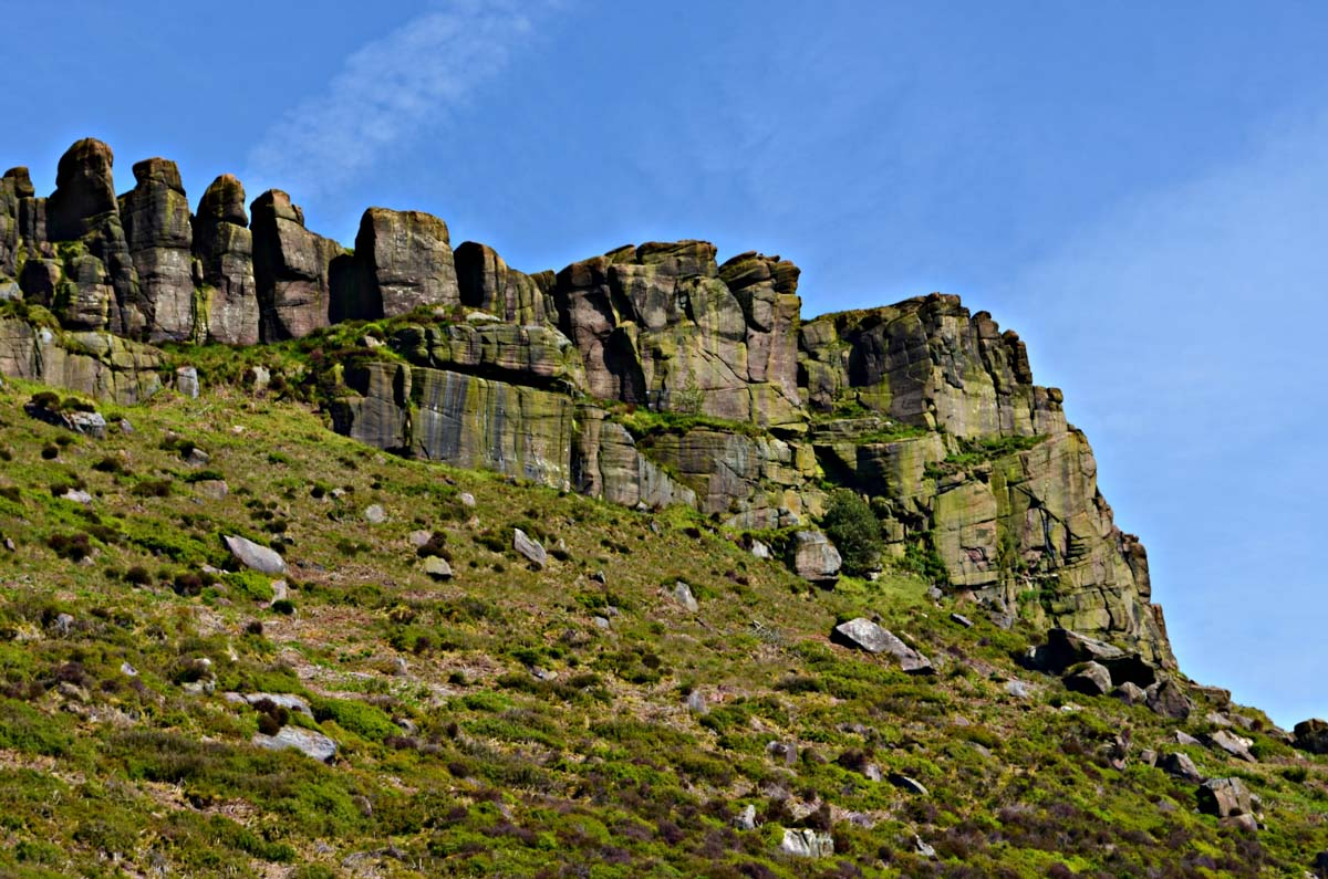 A Hen Cloud Ramble In The Roaches, Staffordshire 2