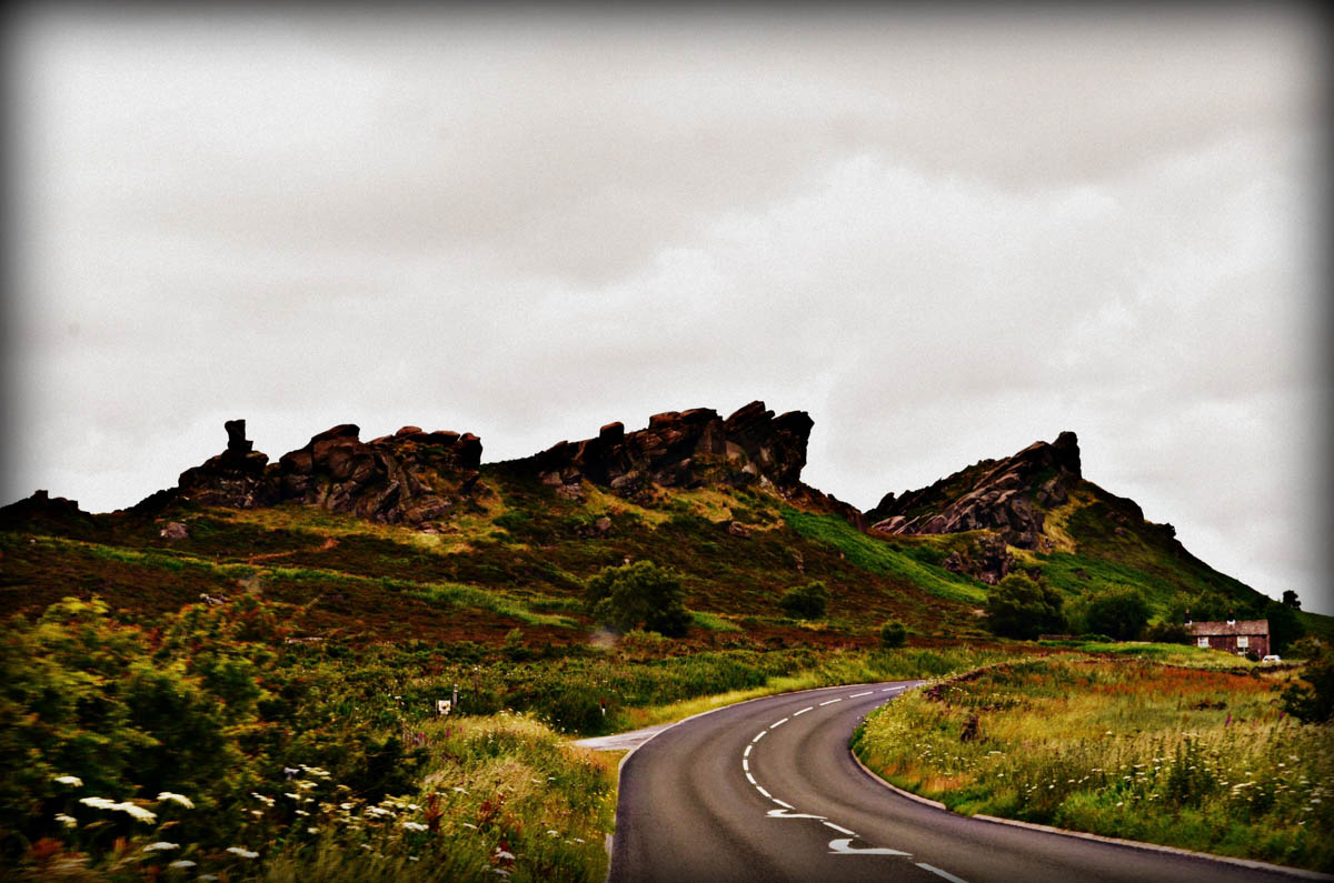 A Hen Cloud Ramble In The Roaches, Staffordshire 10