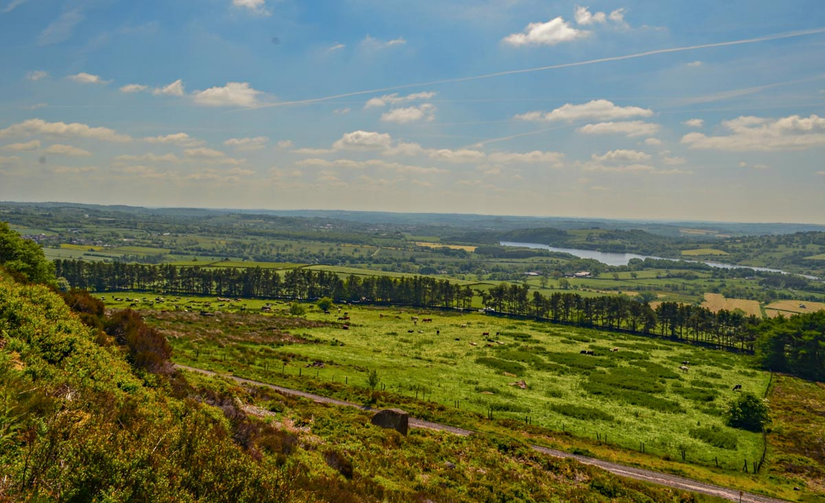 A Hen Cloud Ramble In The Roaches, Staffordshire 6