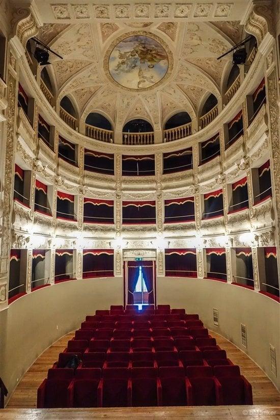 Amandola Theatre – Teatro La Fenice