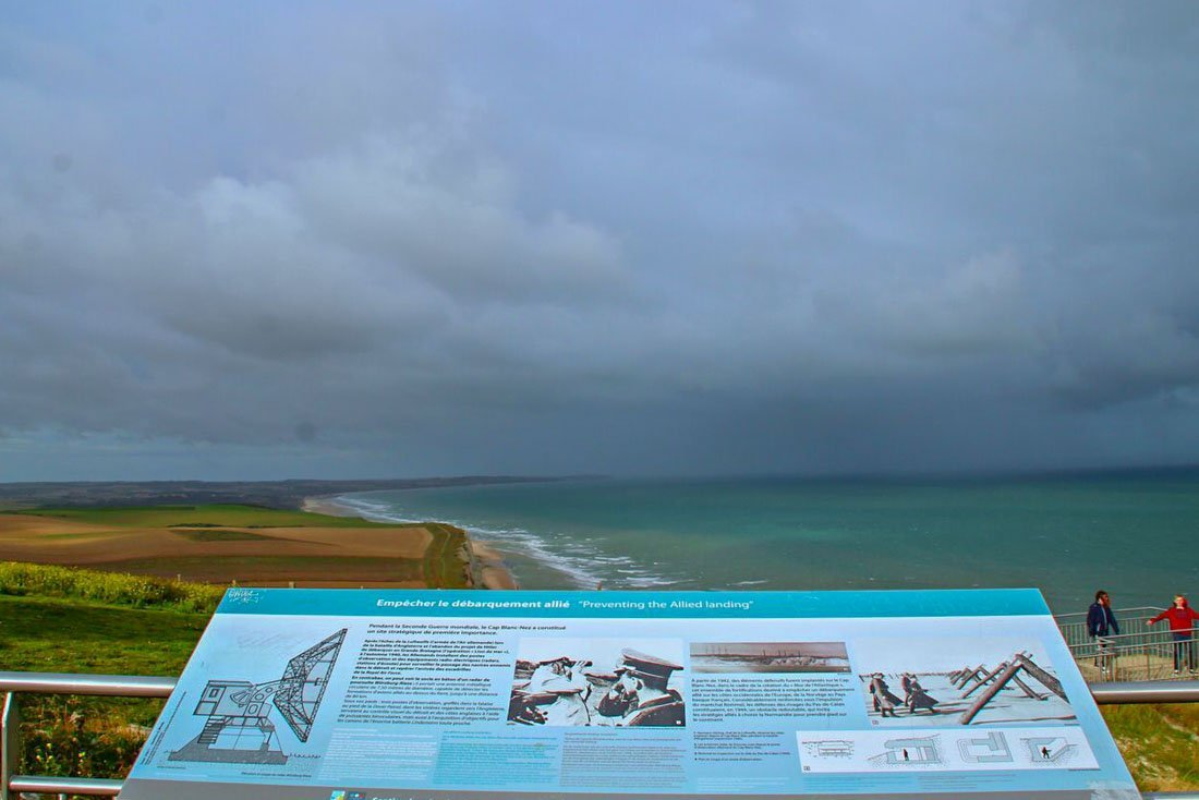 Cap Gris Nez and the Todt Battery, Northern France 2