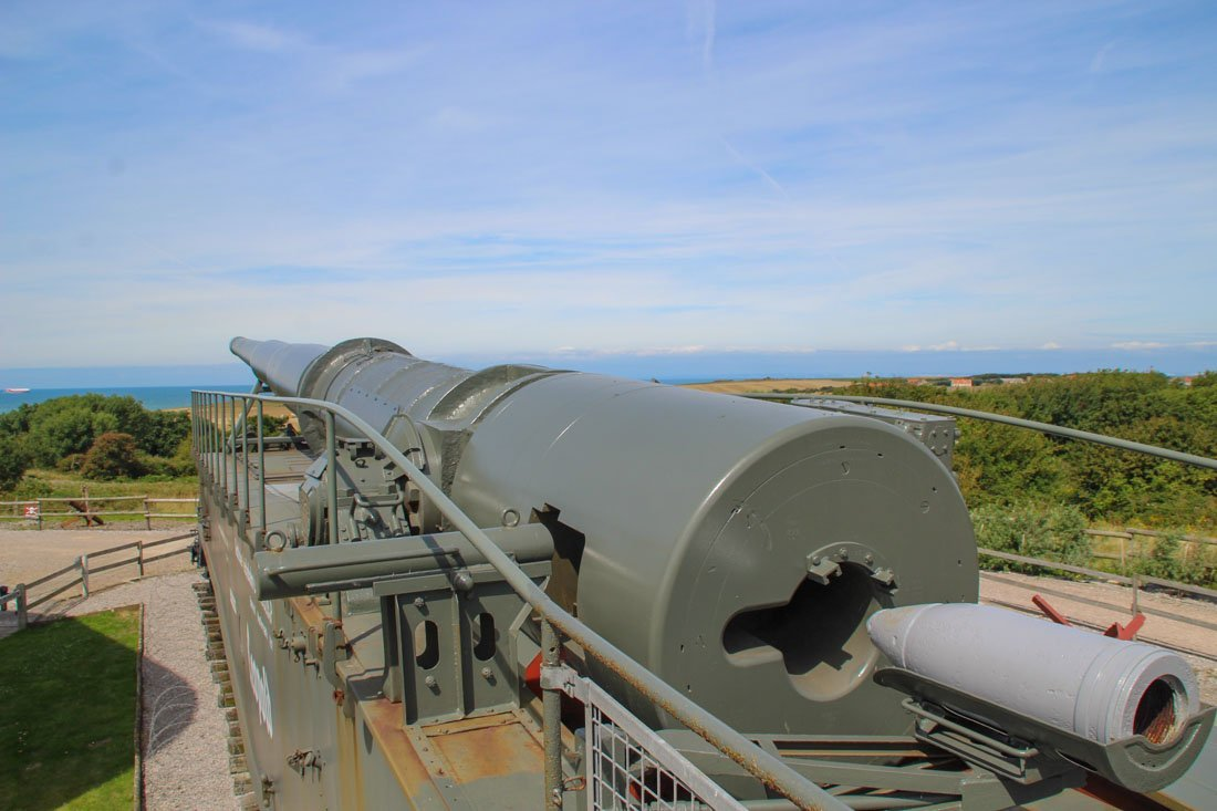 Cap Gris Nez and the Todt Battery, Northern France 6