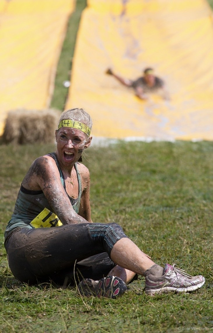total warrior The Total Warrior Challenge: Endurance and Fun at Shap Abbey