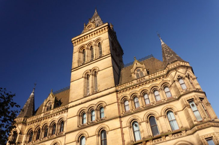 townhall Manchester   A City of Changes