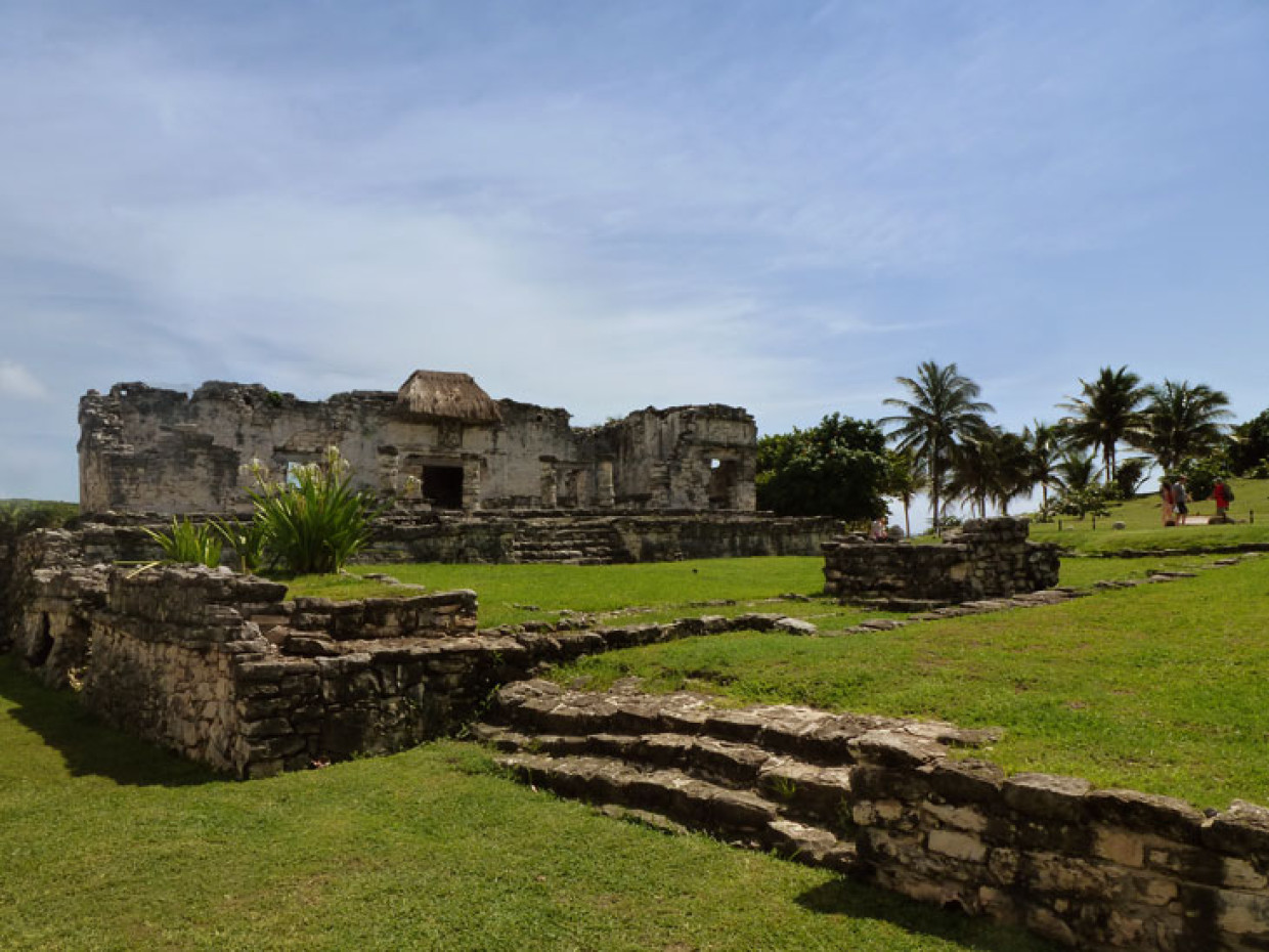 Mexico – Hello to The Riviera Maya and The Tulum Ruins