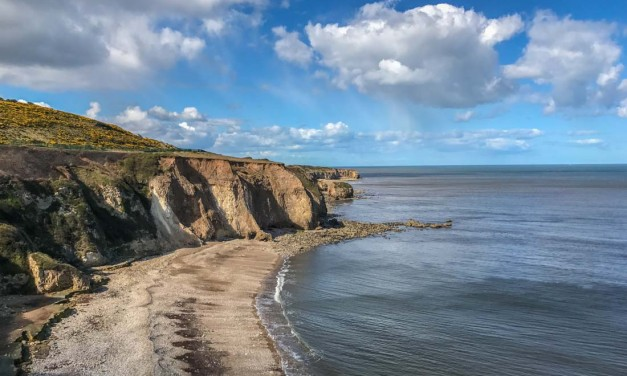 Tyne To Tees Walk: From Nose's Point to Easington Colliery