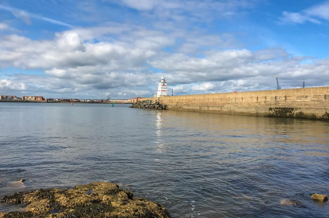 Hartlepool lighthouse