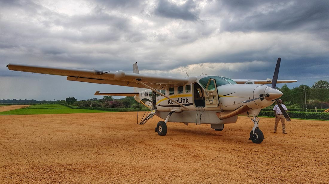 Uganda – A Caravan Flight Entebbe to Kihihi