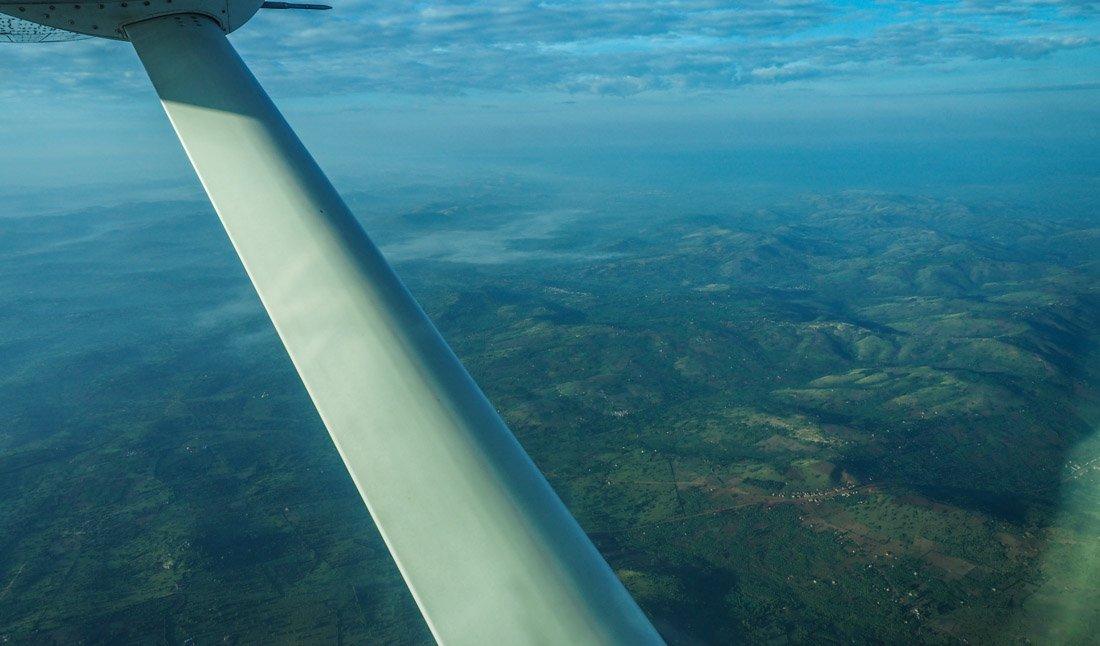 uganda-internal-flight Uganda - A Caravan Flight Entebbe to Kihihi