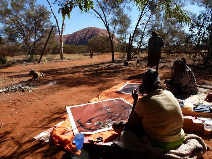 uluru01-078 Uluru, Australia – A Landmark of Culture and Awe
