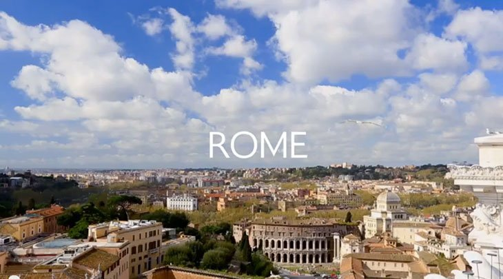 A Perfect Day In Rome