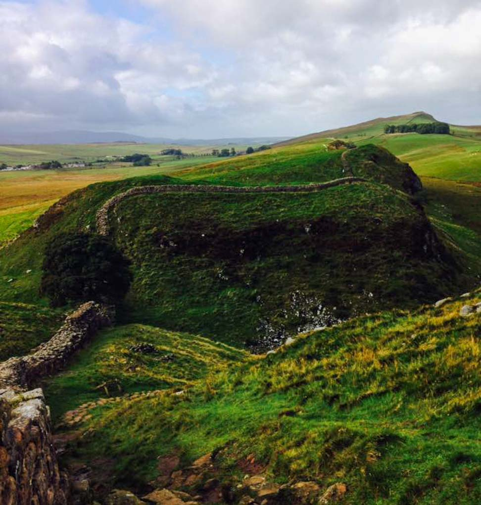 A Stay at The Waiting Room, Northumberland