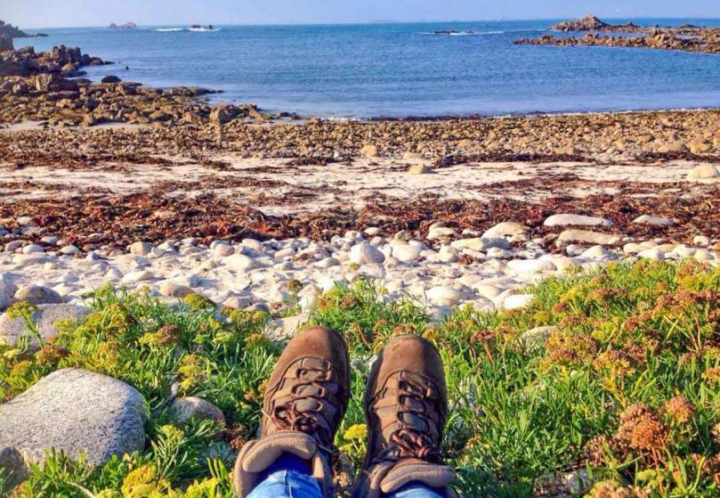 Walking and Wildlife on the Isles of Scilly