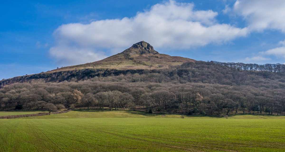 A Walk Up Roseberry Topping – A North Yorkshire Icon
