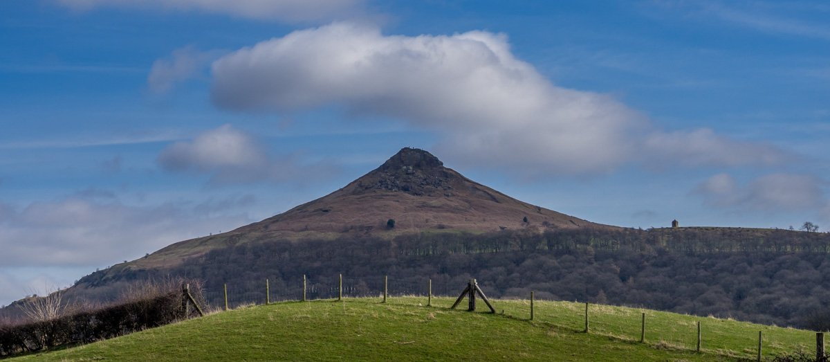 walk-yorkshire A Walk Up Roseberry Topping - A North Yorkshire Icon