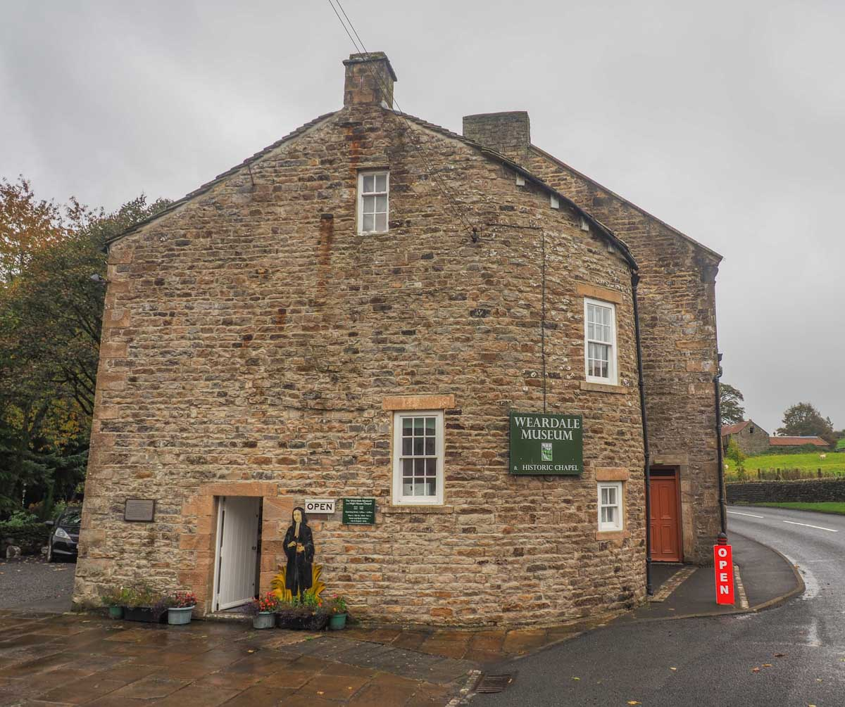 The Weardale Museum and High House Chapel