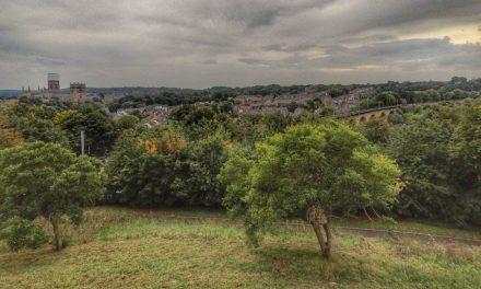 Durham – Wharton Park to City Views