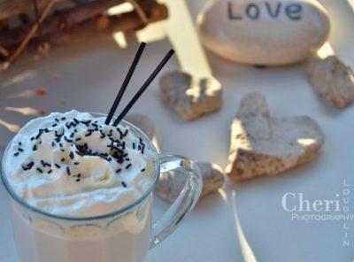 White Chocolate Raspberry Kiss Cocktail