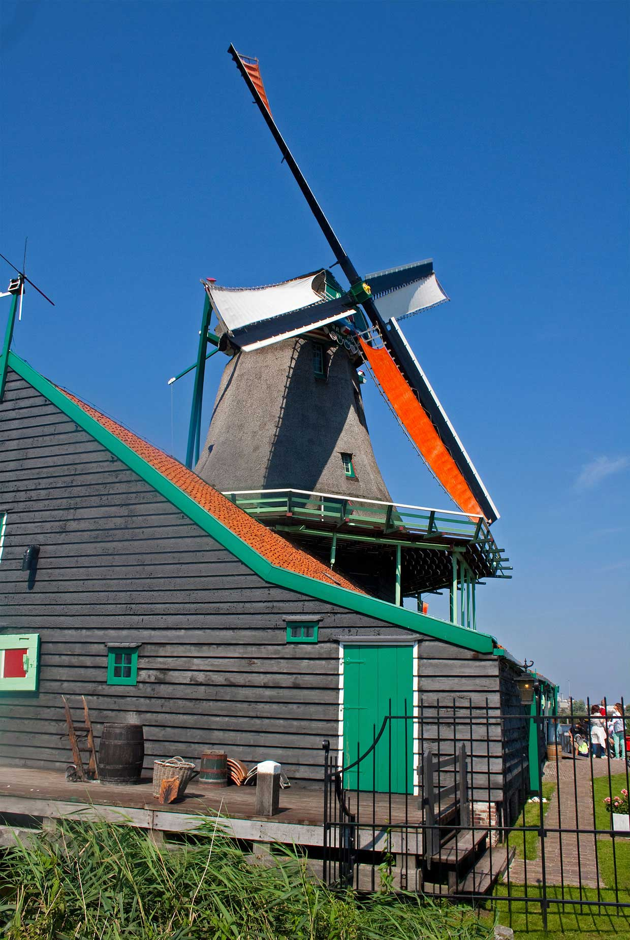 windmill-de-kat-IMG_5799 The Windmills of the Zaanse Schans