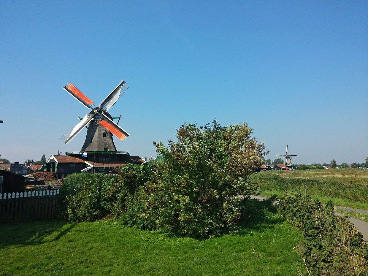 windmill-jonge-schaap-20150823_123053 The Windmills of the Zaanse Schans