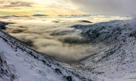 Walking in a Winter Wonderland – Lake District