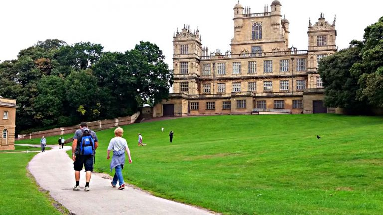 Wollaton Hall and Gardens – The Home of Batman, Nottingham