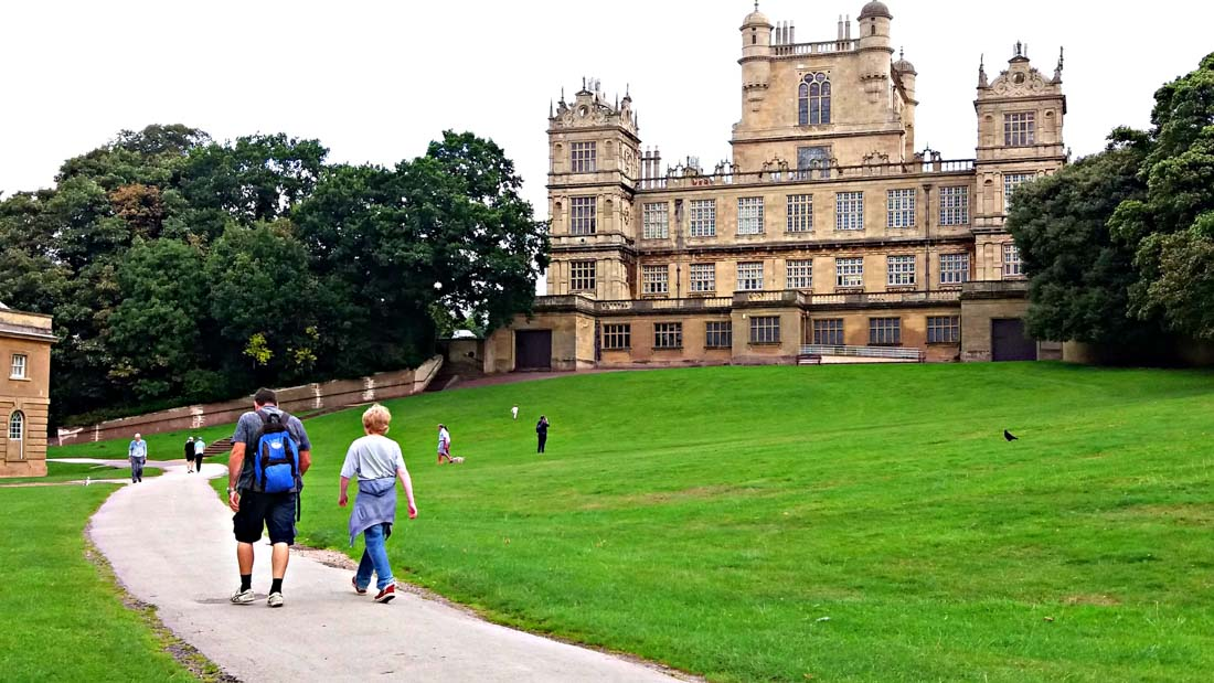 Wollaton Hall and Gardens - The Home of Batman