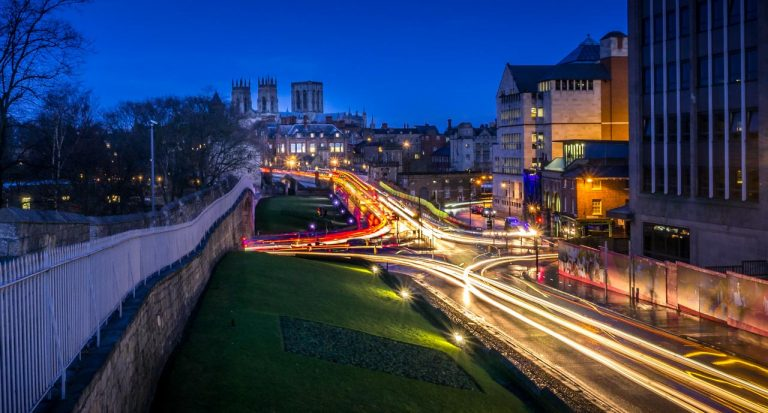 Walks Around York With Landmarks, Colours and Photos