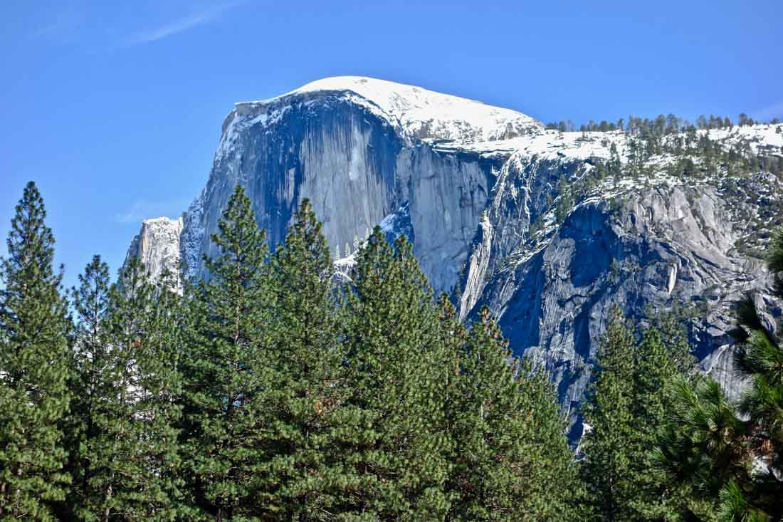 yosemite mountain landmarks