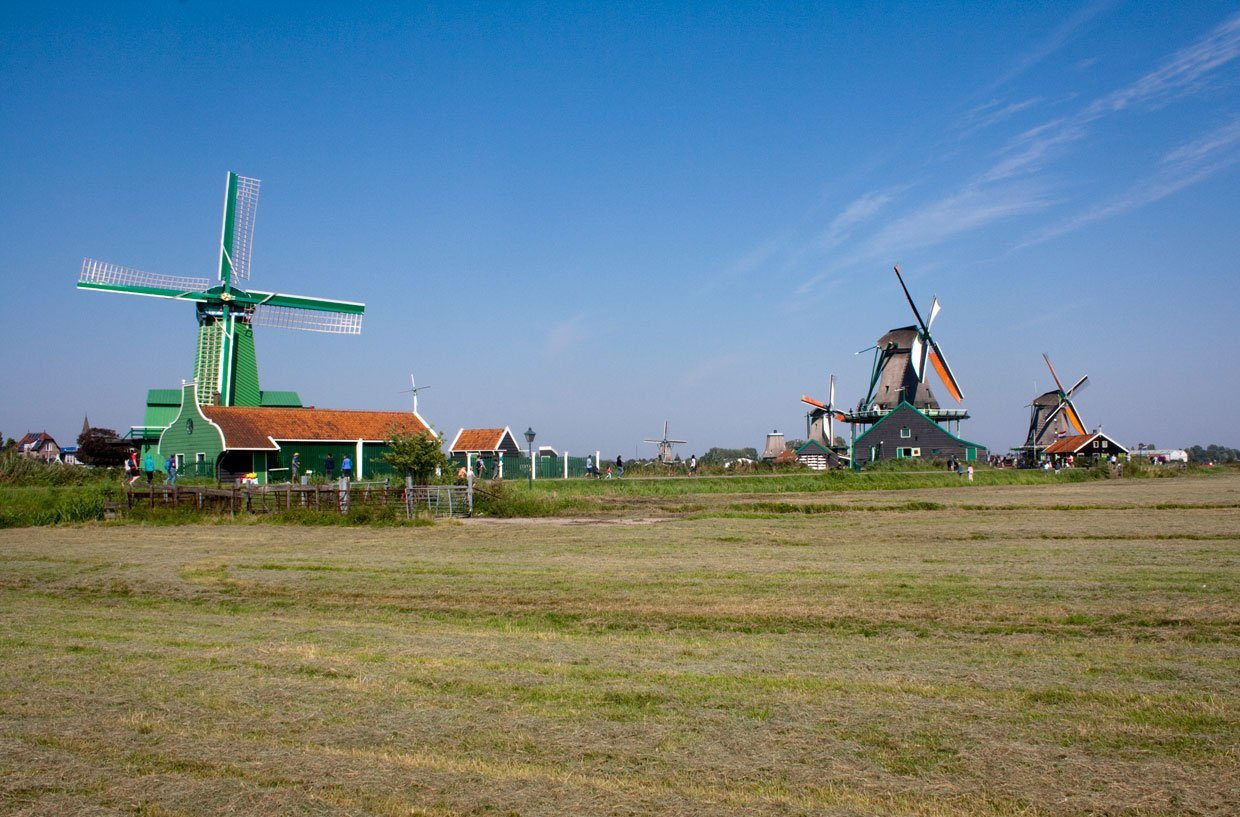 zaanse-schans-windmills-IMG_5685 The Windmills of the Zaanse Schans